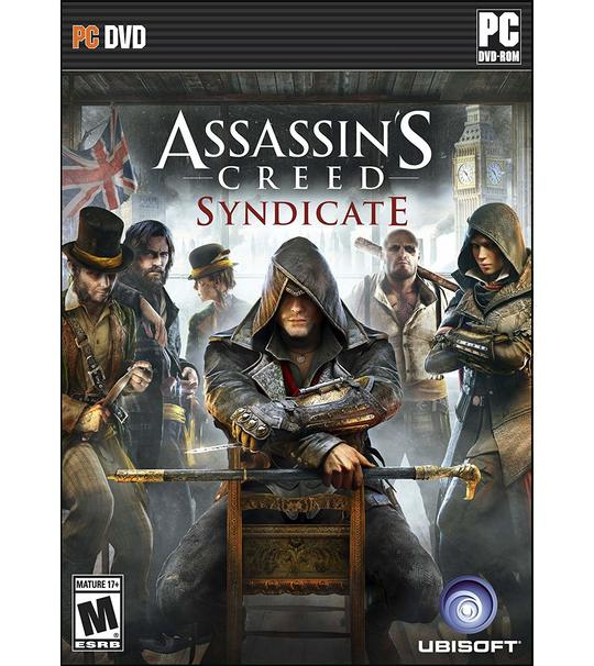 PC ASSASSIN CREED SYNDICATE